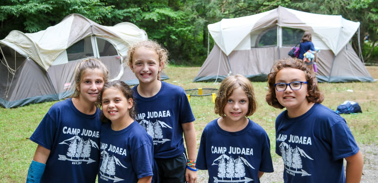 Our Program - Camp Judaea Jewish Summer Camp