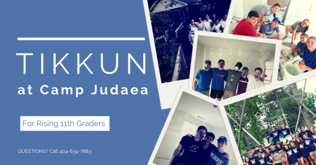Why TIKKUN?