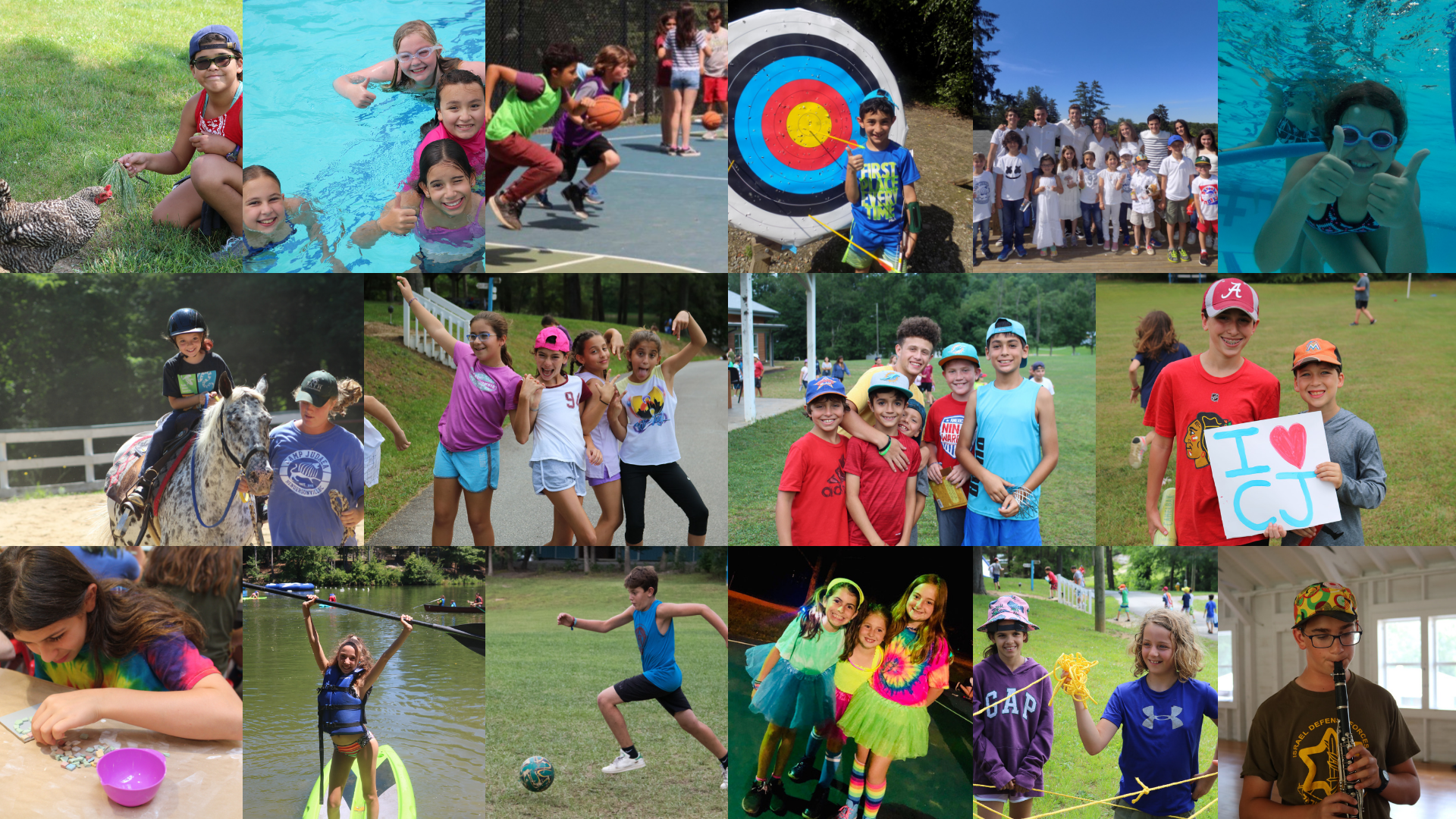 Where in the World is Camp Judaea? Upcoming Events